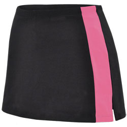 317SKK - Chass&eacute;<sup>&reg;</sup> Panel Skirt With Built-In Shorts