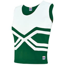 477PTSK - Zoe Cheer<sup>&reg;</sup> Crossover Shell Top