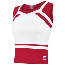 479PTSK - Zoe Cheer<sup>&reg;</sup> Heart Neck Shell Top