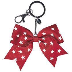 AC124 - Chass&eacute;<sup>&reg;</sup> Mini Star Bow Keychain