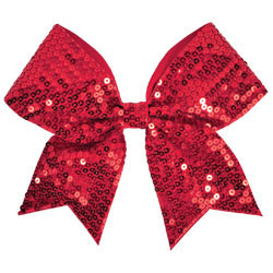 AC341 - Chass&eacute;<sup>&reg;</sup> Sequin Performance Hair Bow