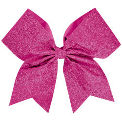AC343 - Chass&eacute;<sup>&reg;</sup> Glitter Performance Hair Bow