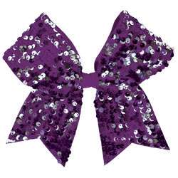 AC345 - Chass&eacute;<sup>&reg;</sup> Dangle Sequin Performance Hair Bow