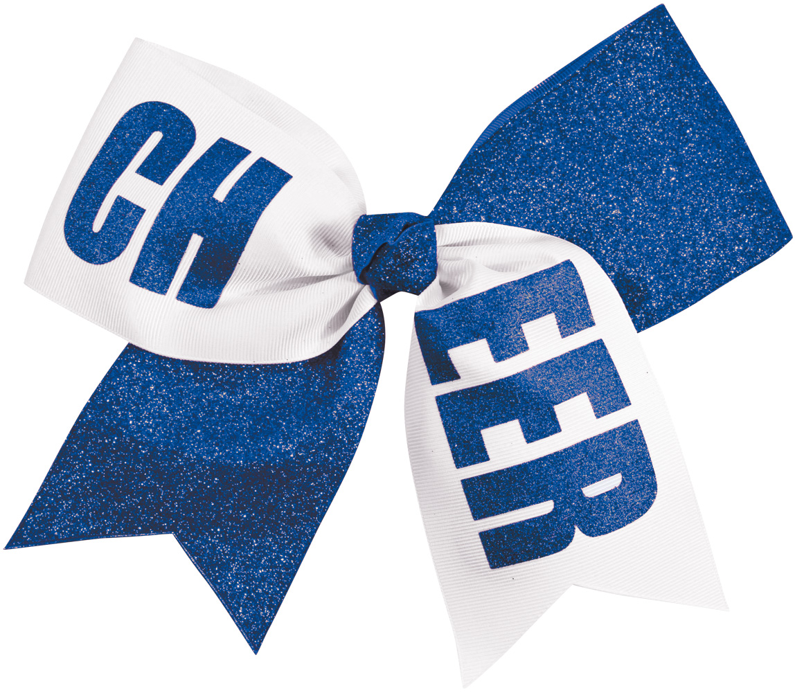 ... omni cheer Cheer Megaphone And Poms Clipart Black Cheer Bow Clipart