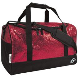 ACG1502K - Chass&eacute;<sup>&reg;</sup> Glitter Duffle Bag