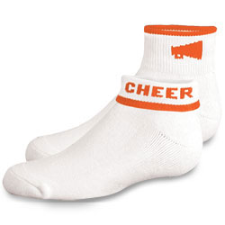 IS355 - Chass&eacute;<sup>&reg;</sup> Flip Crew Megaphone Sock