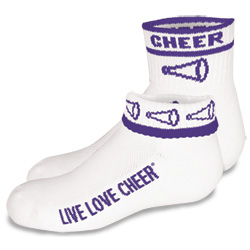 IS365 - Chass&eacute;<sup>&reg;</sup> Flip Crew Spirit Sock