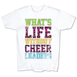M1321TY - Life Without Cheer Tee