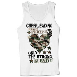 M1324A - Cheerleading Basic Training Tank