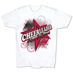 M1408TY - Proud Cheerleader Tee