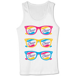 M1412A - Sunglasses Cheer Tank