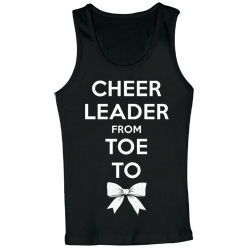 M1414A - Toe To Bow Glitter Tank