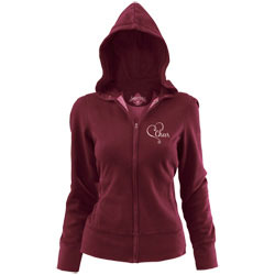 P203 - Soffe<sup>&reg;</sup> Chic Hoodie with Print
