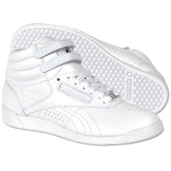 S558A - Reebok<sup>&reg;</sup> Freestyle Hi Shoe